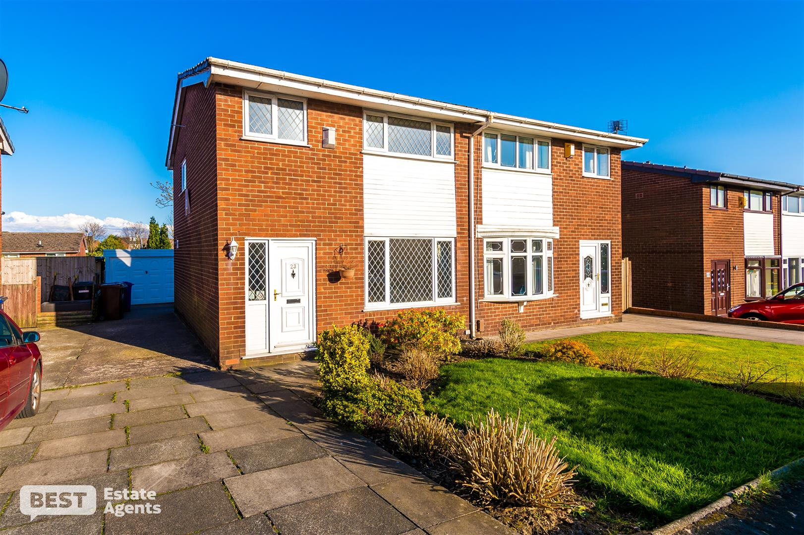 Meadowbank Avenue, Atherton, Greater Manchester, M46 9LB